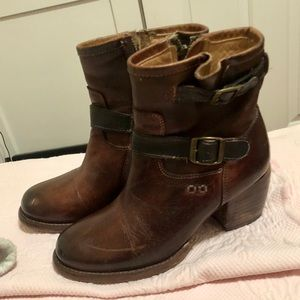 Bed Stu buckle boots
